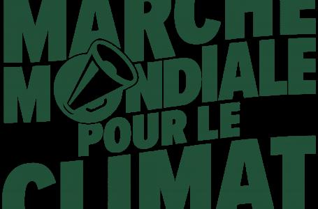 Grande marche mondiale pour le climat en prélude à la COP26